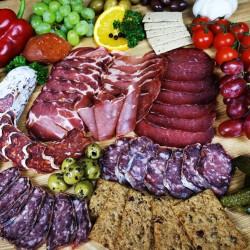 Manx Charcuterie Party Selection