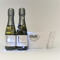 Prosecco and Chocolate Gift Hamper - Seeing Double