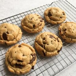 Chocolate Chip Vegan Cookie (Box of 6)