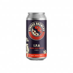 Organic India Pale Ale I.P.A (12 x 440ml cans)