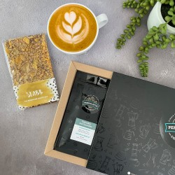Coffee and Milk Chocolate Subscription