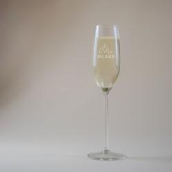 Mr… Champagne Glass