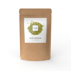 Organic Hemp Protein Powder (350g)