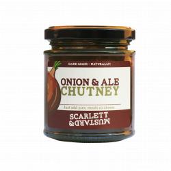 Onion & Ale Chutney