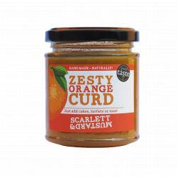 Zesty Orange Curd