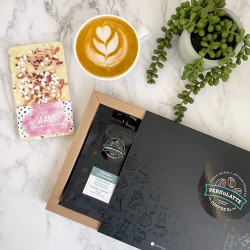 Coffee and White Chocolate Subscription