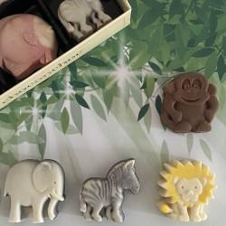 Chocolate Zoo Animals Selection Box