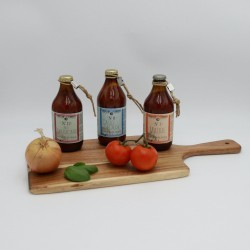 Italian Artisan Pasta Sauce Trio