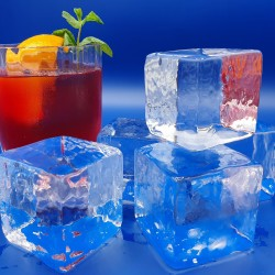 Icebox Ice Cubes - Ice Rocks - Perfect For Whisky Lovers (Box of 20)