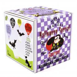 Gourmet Halloween Blackcurrant & Liquorice Marshmallows