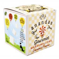 Gourmet Caramel Marshmallows (Vegan)