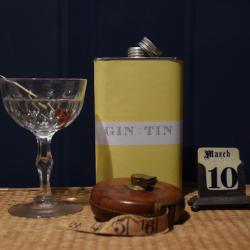 Elderflower, Chamomile & Marigold Gin