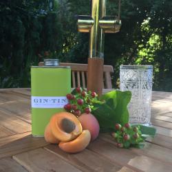 Apricot, Elderflower & Orris Root Gin