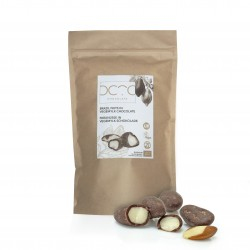 Brazil Nuts Coated in Vegemilk Chocolate (Buy in Weight) 1KG