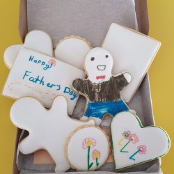 Father's Day Biscuits Decorating Kit