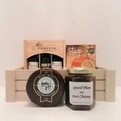 Port and Cheese Gift Hamper - Mini