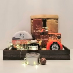 Whisky Gift Hamper - The Glenfiddich Maxi