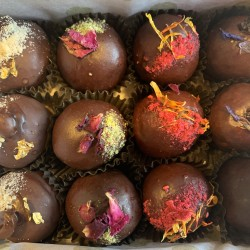 Cafe Collection - Postal Box of Bliss Balls - 20 x 20g