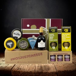Port and Cheese Gift Hamper