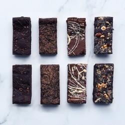 Brownies & Caravan Coffee Roasters Gift Set | Gluten Free and Vegan