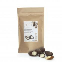 Brazil Nuts Coated in Dark Chocolate 70% (Buy in Weight) 1KG