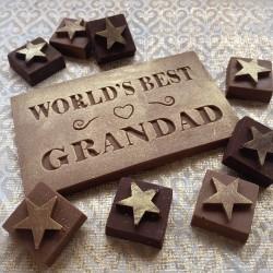 World's Greatest Grandad Chocolate Box
