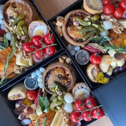 Father's Day Ploughman's Grazing Box