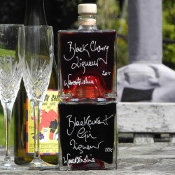 Black Cherry and Blackcurrant Gin Stacking Gift Set