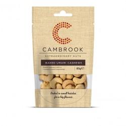 Baked Umami Cashews (9 bags)