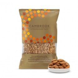 Hickory Smoke Flavour Almonds