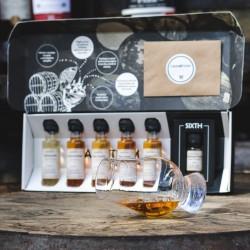 Father's Day Whisky Set, Glass & Rare Scotch