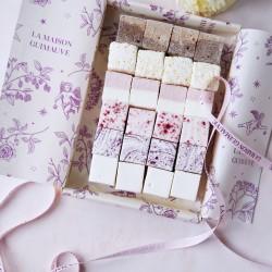 Summer Gift Box of 24 Marshmallows