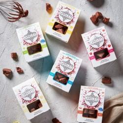 Rocky Three - 3 Cartons of Chocolate Rocky Road