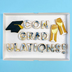 Con-Grad-Ulations! Cookie Message Box
