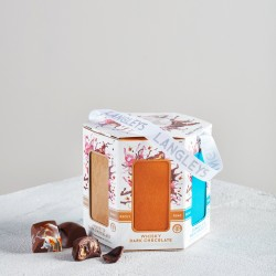Milk and Dark Rocky Road Chocolate Carousel Fancy a Tipple Gift Box