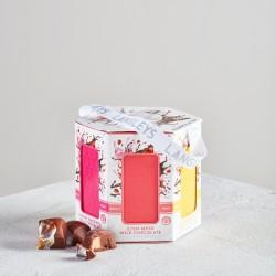 Milk Rocky Road Chocolate Carousel Puddings Gift Box