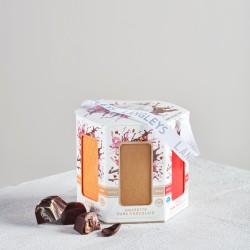 Dark Rocky Road Chocolate Carousel | Dark Gift Collection Box
