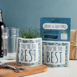 Father's Day You're the Best - Greens & Greetings