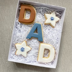 Father's Day Dad Biscuit Set