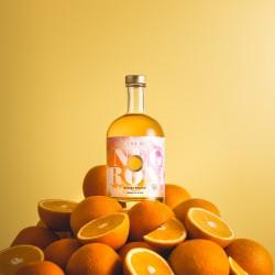 Orange negroni