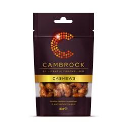 Caramelised Cashews (9 packs)