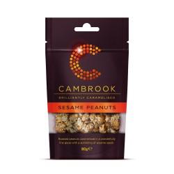 Caramelised Sesame Peanuts (9 bags)