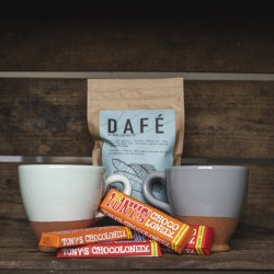 Dafé Gift for Two (Decaffeinated Coffee)