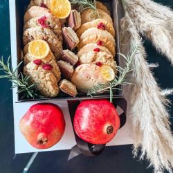 Seasonal Biscuit Tin Grazing Box