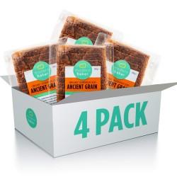 Ancient Grain Organic Sourdough Bread Four Pack (4 x 800g)