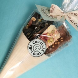 Large Handmade Chocolate Bouquet