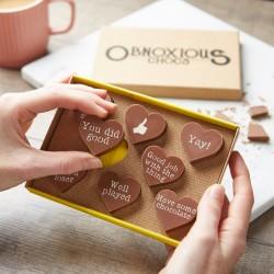 Funny Congratulations Chocolate Gift - Obnoxious Chocs