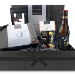 Father's Day Chocolate and Beer Small Gift Hamper