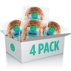 Spelt Four Pack
