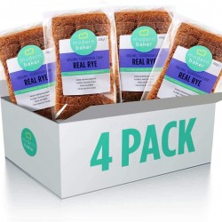 Rye Bread Four Pack (4 x 800g)